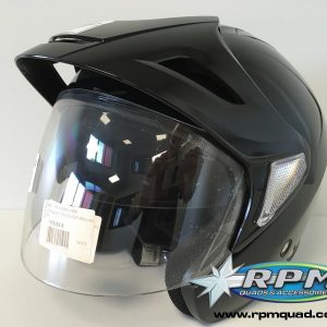 Casque KENNY Evasion Noir Brillant XXL