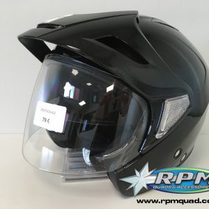 Casque KENNY Evasion Noir Brillant XL