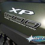 Ranger XP 1000 Vert Détails (1)
